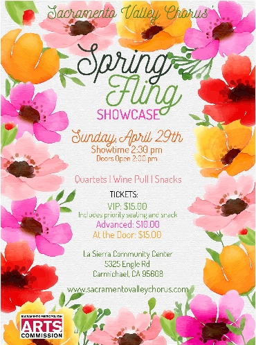 Spring Fling Showcase - Friends and Family Night
